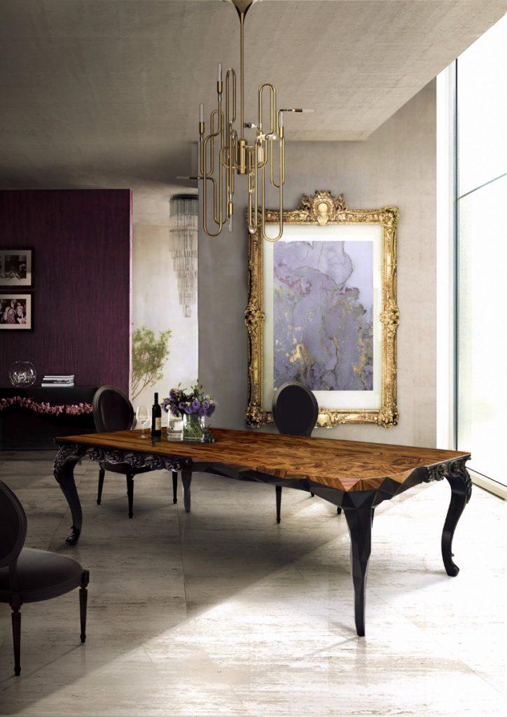 Außergewöhnlichen Einrichtungsideen für das Esszimmer Design Esszimmer Design Außergewöhnlichen Einrichtungsideen für das Esszimmer Design royal