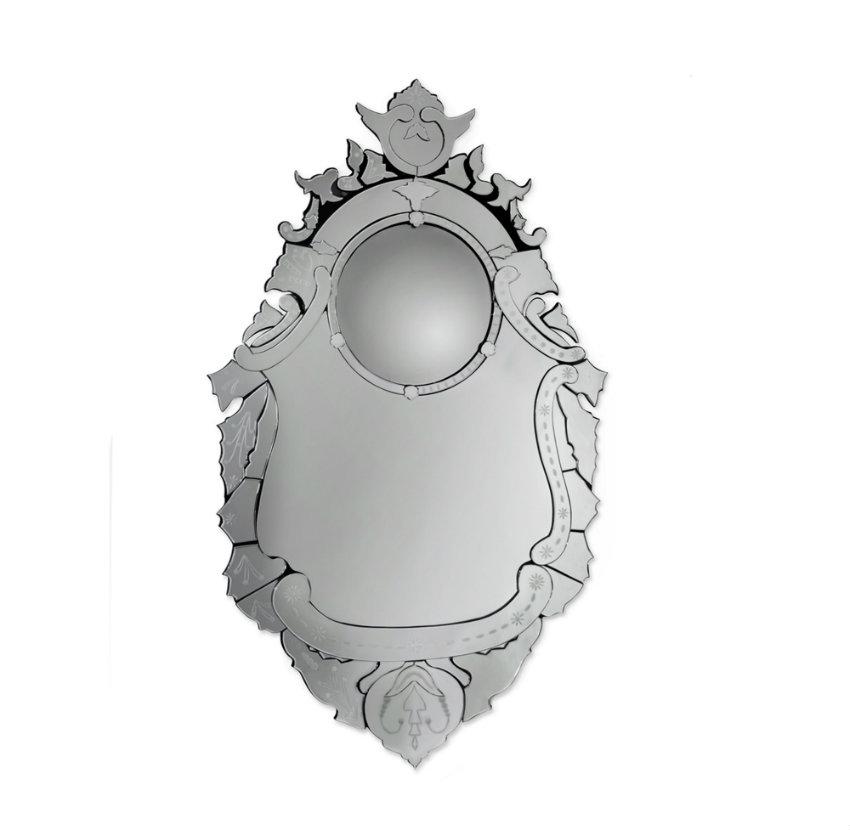 Wandspiegel Exklusives Design: Luxus Wandspiegel, die Persönlichkeit reflektieren venetto