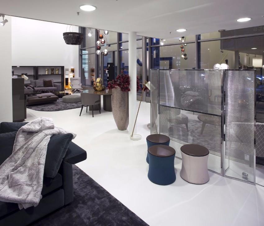 5 Showrooms in Deutschland inneneinrichtung 5 Inneneinrichtung Showrooms in Deutschland 566 2 PUPUR Interior Concepts Frankfurt Design Einrichtung