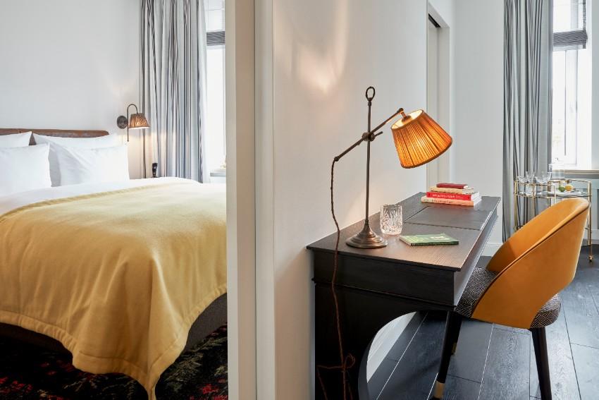 deutschsprachigen Ländern Innenarchitektur Projekte 5 Innenarchitektur Projekte in deutschsprachigen Ländern Sir Nikolai Room Interiors 7