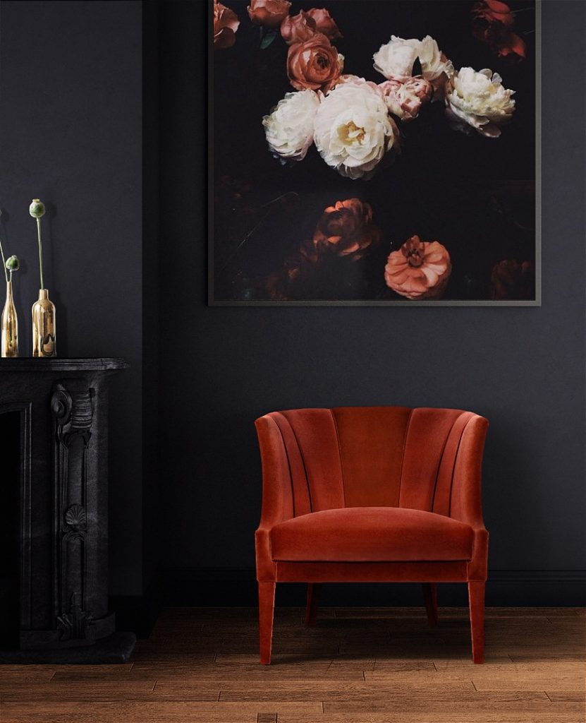5 wunderbaren samt m bel f r den perfekten herbst wohn designtrend. Black Bedroom Furniture Sets. Home Design Ideas