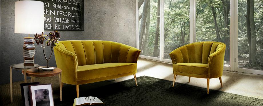 8 elegante Einrichtungsideen für das Wohnzimmer Dekor
