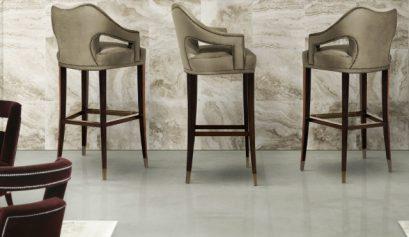 7 Barstühle für ein innovatives Bar Design