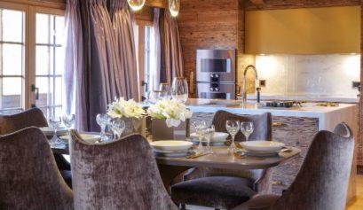 Chalet Skandinavische schicke Wohnzimmer Design zu Ihres Winter Chalet feature 409x237