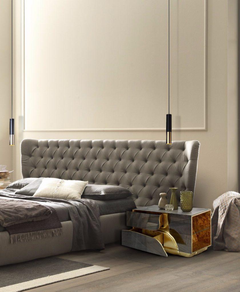 außergewöhnliche inneneinrichtung tipps für ein luxus schlafzimmer, Schlafzimmer entwurf