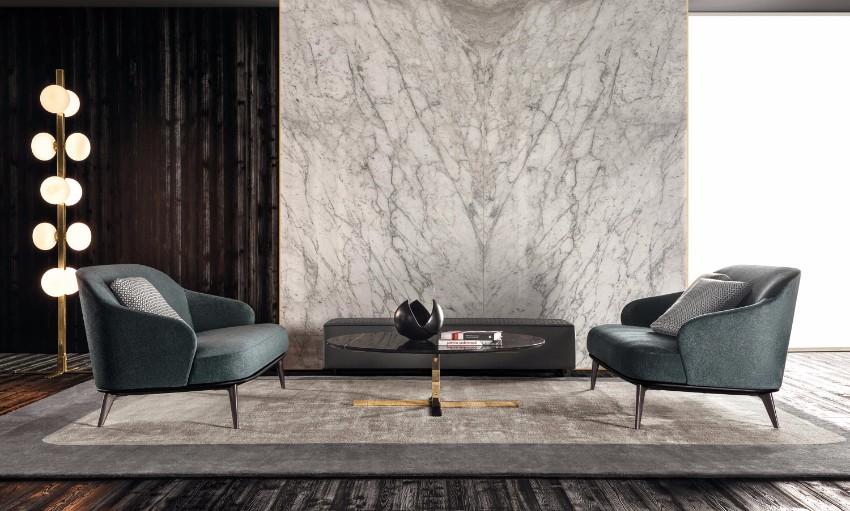 Top 10 Inneneinrichtung Luxusmarken der Welt inneneinrichtung Top 10 Inneneinrichtung Luxusmarken der Welt leslie sofa 02 b