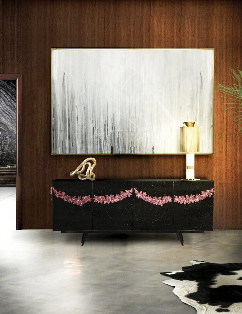 Hotel Design Hochwertige Sideboards für ein exklusives Hotel Design majestic sideboard hr