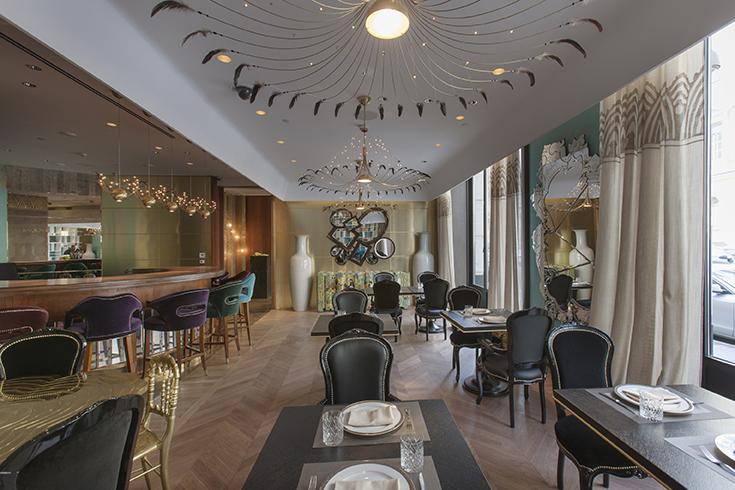 Top Restaurants Weltweit mit die beste Innenarchitektur top restaurants Top Restaurants Weltweit mit der besten Innenarchitektur BB Project Russian Hotel 12