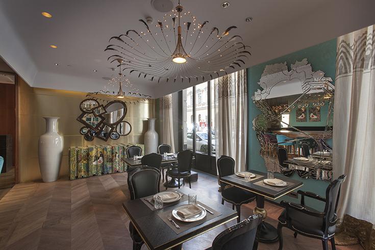 Top Restaurants Weltweit mit die beste Innenarchitektur top restaurants Top Restaurants Weltweit mit der besten Innenarchitektur BB Project Russian Hotel 15