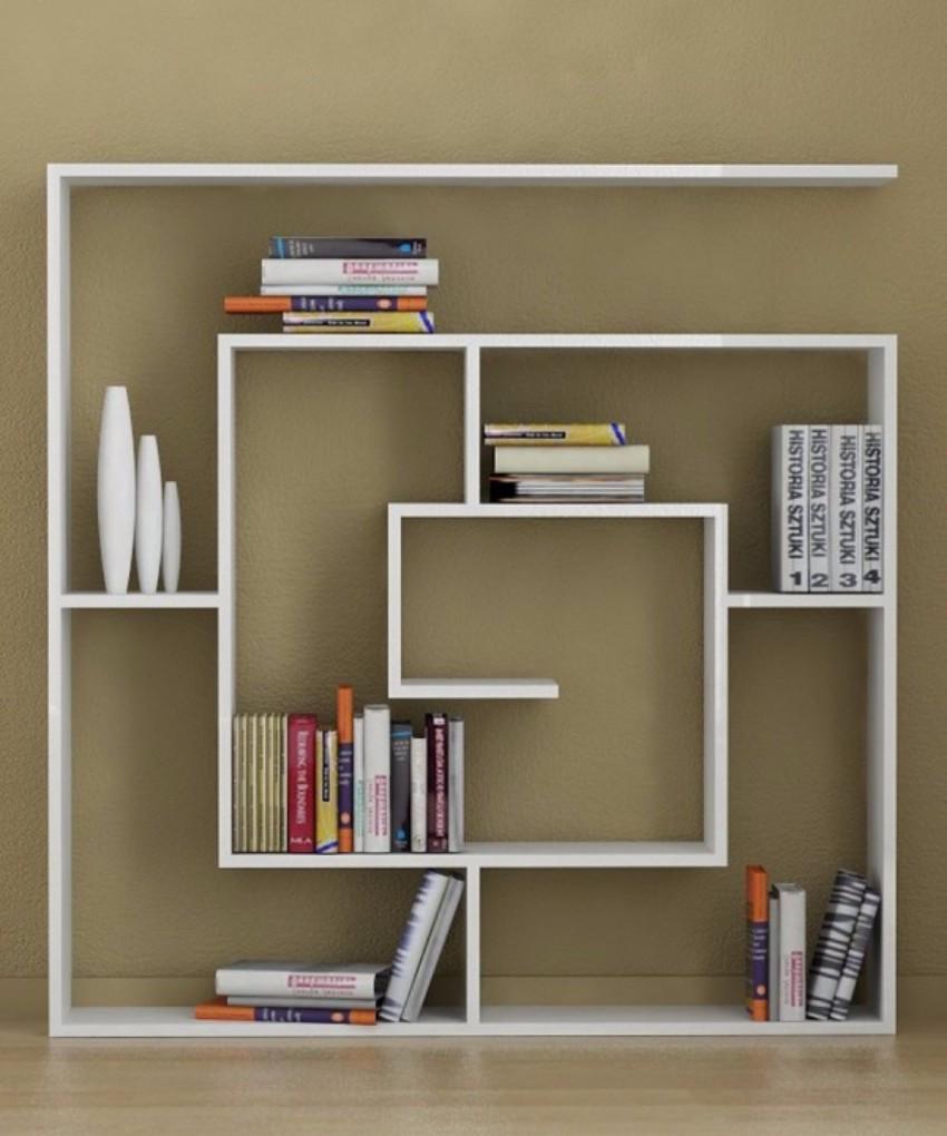 10 schöne Lösungen für modernen Bücherregale mit Funktionalität Bücherregale 10 schöne Lösungen für modernen Bücherregale mit Funktionalität Decortie square book storage display