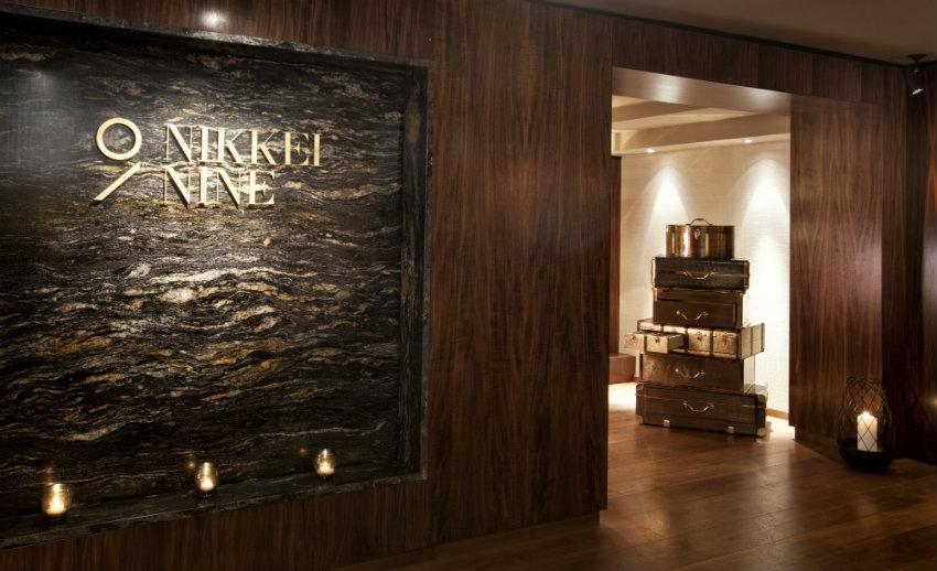 Top Restaurants Weltweit mit die beste Innenarchitektur top restaurants Top Restaurants Weltweit mit der besten Innenarchitektur NikkeiNine Koffer