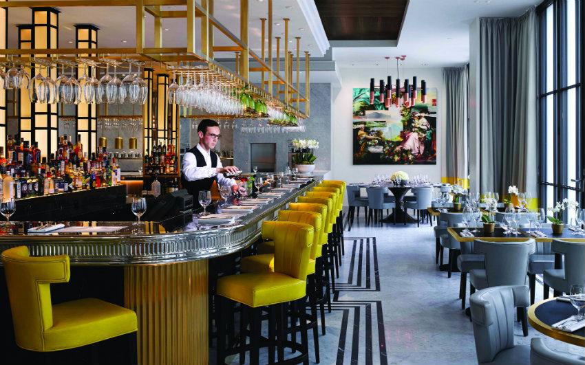 Top Restaurants Weltweit mit die beste Innenarchitektur top restaurants Top Restaurants Weltweit mit der besten Innenarchitektur Typing room London