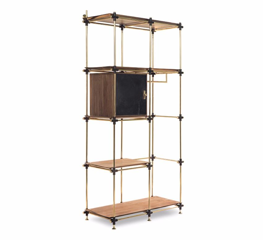 10 schöne Lösungen für modernen Bücherregale mit Funktionalität Bücherregale 10 schöne Lösungen für modernen Bücherregale mit Funktionalität blake  bookcase zoom 02