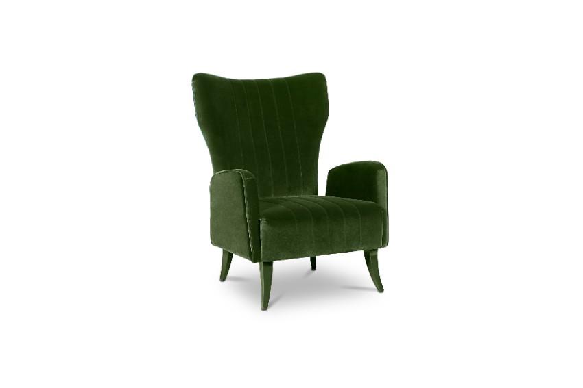 6 perfekte grüne armchairs für Ihr Herbstdeko samt sessel 6 perfekte grüne Samt Sessel für Ihr Herbstdeko davis armchair 1 HR