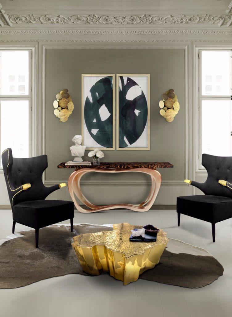 Außergewöhnlich Einrichtungstipps für ein modernes Wohndesign  Einrichtungstipps Außergewöhnliche Einrichtungstipps für ein modernes Wohndesign eden center table boca do lobo 09 1