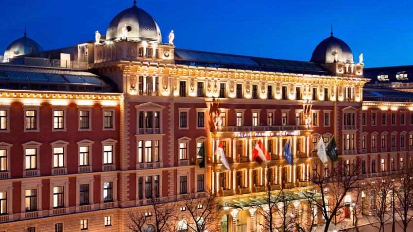 Die besten Luxus Hotels in Wien Luxus Hotels Die besten Luxus Hotels in Wien exterior