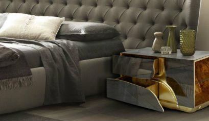 Schlafzimmer Deko Der Winter Kommt: Innenarchitektur Trends für Chalet Schlafzimmer Deko feature 409x237