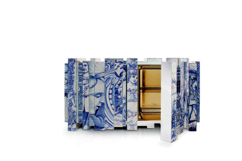 mode Luxus Design Möbel an Mode Herbsttrends 2017 inspiriert heritage sideboard 04