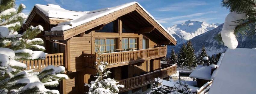 Die schönsten Winter Chalets für den Urlaub in den Bergen Winter Chalets Die schönsten Winter Chalets für den Urlaub in den Bergen Chalet Le Blanchot
