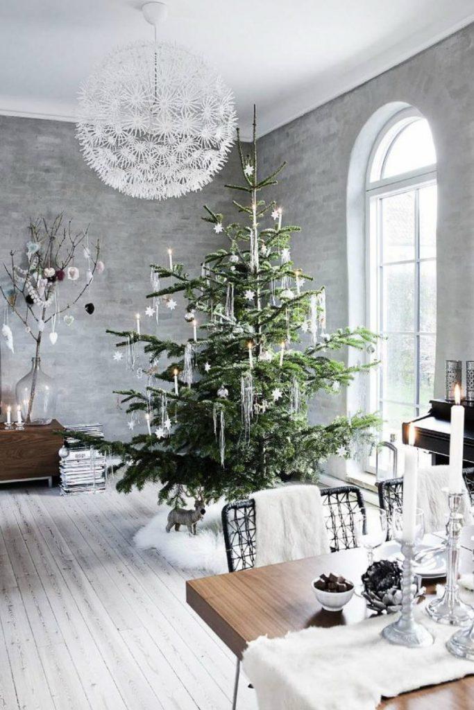 Wohnzimmer Ideen Gemütliche Wohnzimmer Ideen Für Warmes Weihnachten Zu  Hause Perfecting Tree 2 2014 Large