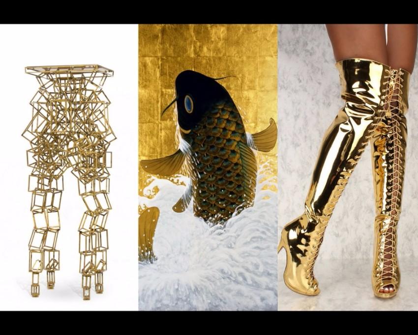 Innendesign, Kunst & Mode