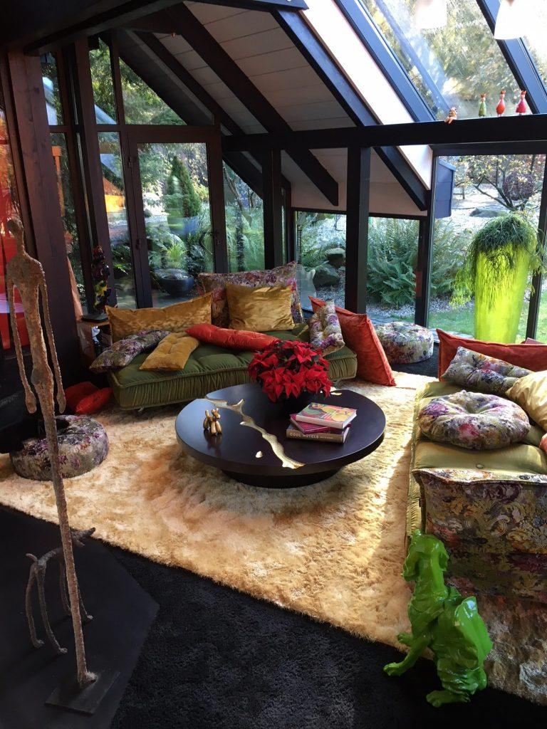5 luxus adventsgestecke und vorweihnachtszeit einrichtungideen wohn designtrend. Black Bedroom Furniture Sets. Home Design Ideas