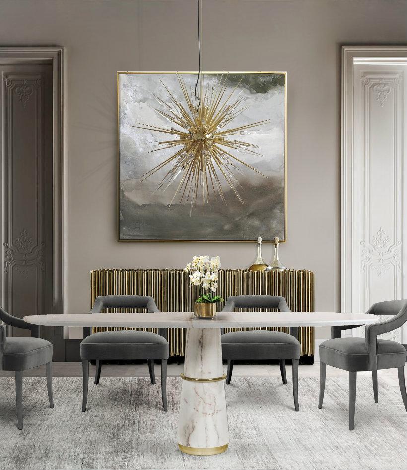 Luxus Esstische für die besten romantische Treffen Esstische Luxus Esstische für die besten romantische Treffen LX Dining Room mar17 2