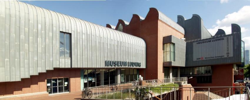 Top Sehenswürdigkeiten in Köln zu besuchen IMM 2018 IMM 2018: Top Sehenswürdigkeiten in Köln zu besuchen Museum Ludwig K  ln   S  dansicht