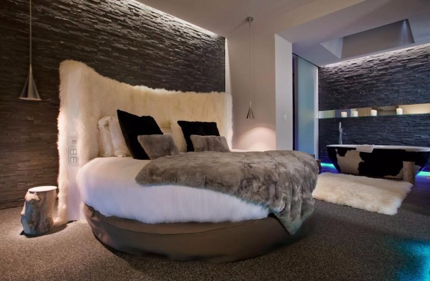 Tipps zu einem unglaublich sexy Schlafzimmer einrichtungsideen 10 Einrichtungsideen zu einem unglaublich sexy Schlafzimmer Sexy Hotels Paris Frankreich Seven Hotel Zimmer 2
