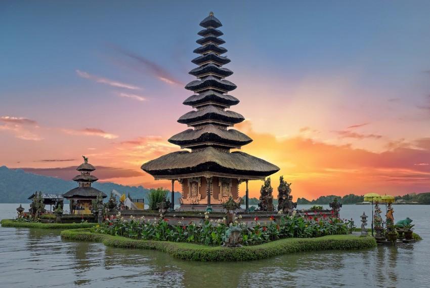 Exotische Luxus Plätze  frohes Neues Jahr Exotische Luxus Plätze für ein frohes Neues Jahr bali