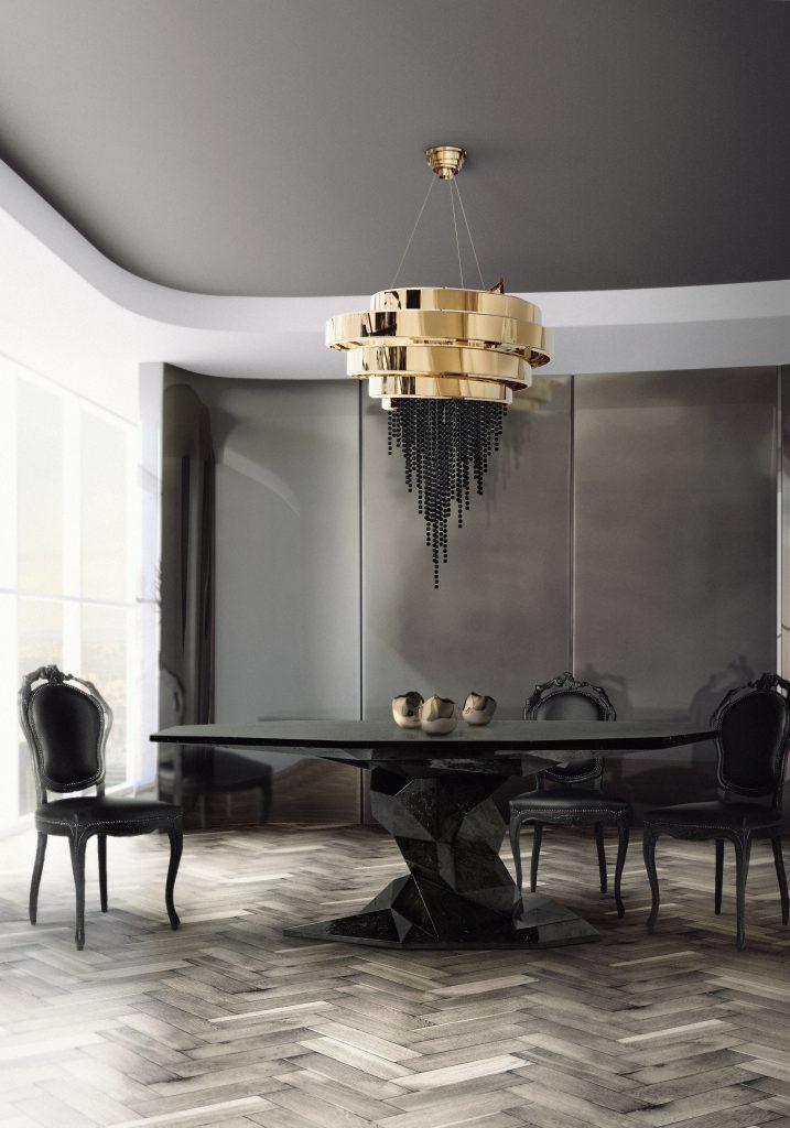 Luxus Esstische für die besten romantische Treffen Esstische Luxus Esstische für die besten romantische Treffen bonsai dining table hr 1
