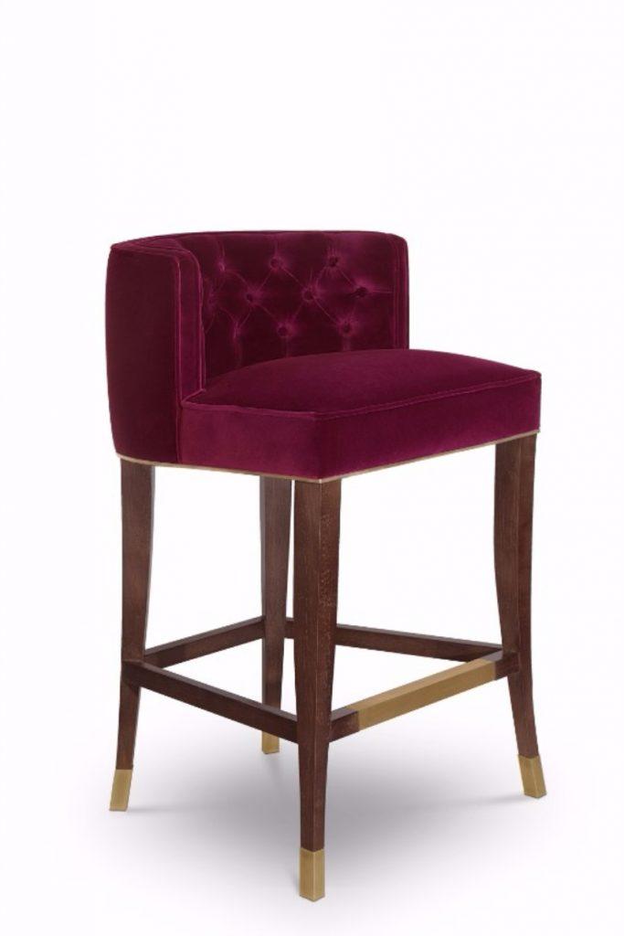 Velvet kann einfach der König der Stoffe sein velvet Velvet kann einfach der König der Stoffe sein bourbon counter stool 2 HR