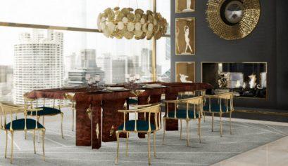 Esstische Luxus Esstische für die besten romantische Treffen feture 409x237