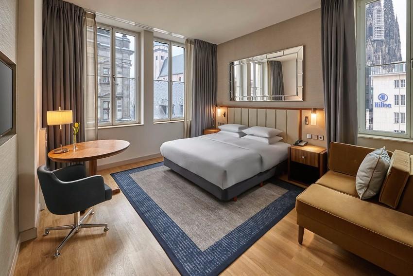 Wo in Köln zu bleiben  IMM 2018 Wo in Köln für IMM 2018 zu bleiben hilton