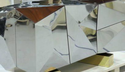 limited edition Diamond Pyrite: Das neue limited edition Sideboard von Boca do Lobo pyrite 409x237