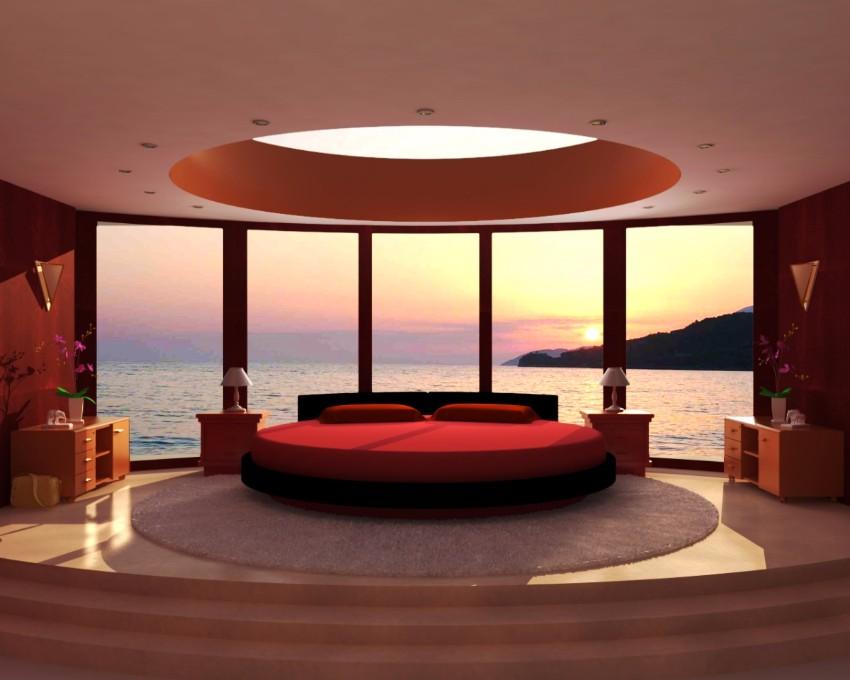 Tipps zu einem unglaublich sexy Schlafzimmer einrichtungsideen 10 Einrichtungsideen zu einem unglaublich sexy Schlafzimmer red black and cream bedroom ideas red and cream quilt