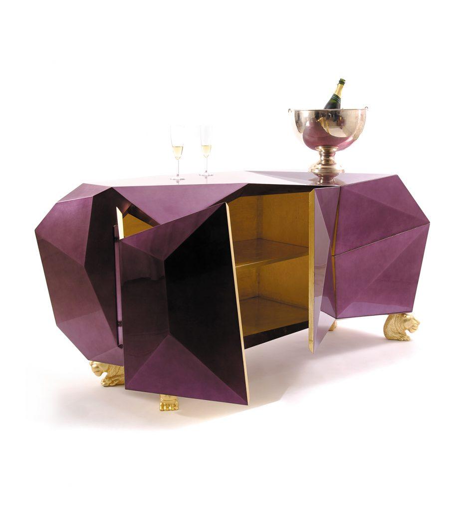 Mode & Innenarchitektur: Bereiten Sie sich für einen Luxus neues Jahr innenarchitektur Mode & Innenarchitektur: Bereiten Sie sich für einen Luxus neues Jahr 152 0079 boca do lobo diamond sideboard alt1