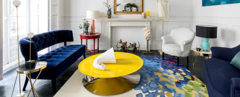Begrüßen Sie 2018 mit dem besten Wohnzimmer-Deko