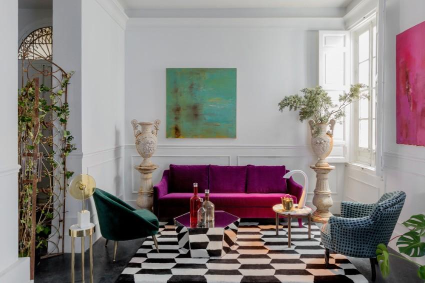 Begrüßen Sie 2018 mit dem besten Wohnzimmer-Deko wohnzimmer-deko Begrüßen Sie 2018 mit dem besten Wohnzimmer-Deko Moongata Showroom Brabbu 1