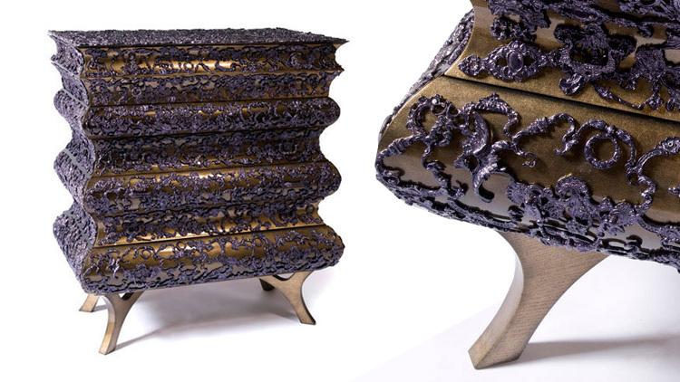 Mode & Innenarchitektur: Bereiten Sie sich für einen Luxus neues Jahr innenarchitektur Mode & Innenarchitektur: Bereiten Sie sich für einen Luxus neues Jahr boca do lobo crochet chest maison et objet2