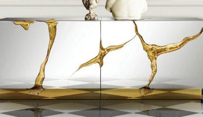 IMM IMM Köln 2018: Limited Edition Luxus Möbel in Ausstellung feature 409x237