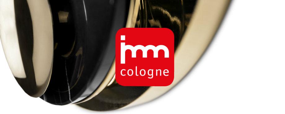 Entdecken Sie 3 Limited Edition Wandleuchten in IMM Köln 2018