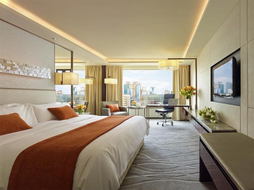 , um das neue Jahr zu feiern luxushotels Luxushotels weltweit, um das neue Jahr zu feiern intercontinental hong kong suite