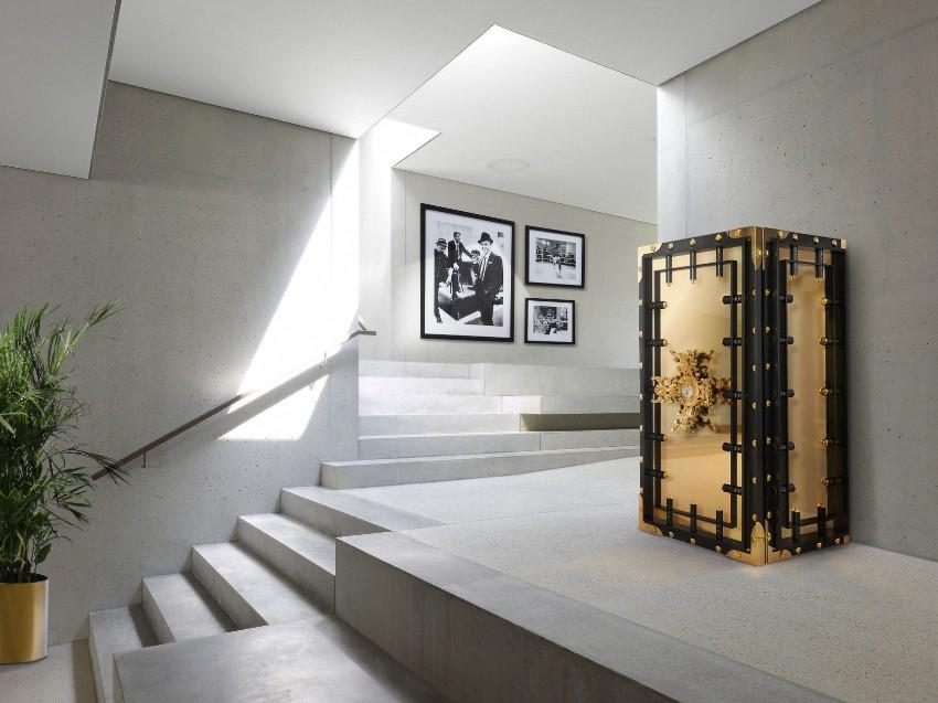 Außergewöhnliche Tipps für ein trendiges Wohndesign Einrichtungsideen Außergewöhnliche Einrichtungsideen für ein trendiges Wohndesign knox safe 1