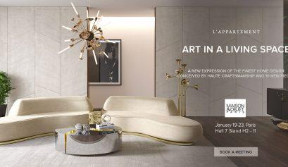 """Maison et objet 2018 """"Die Wohnung der Kunst"""" von Boca do Lobo auf der Maison et Objet 2018 mo image landing fair 409x237"""