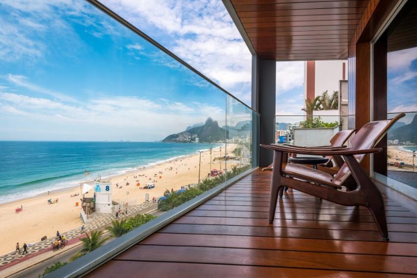 Luxushotels weltweit, um das neue Jahr zu feiern luxushotels Luxushotels weltweit, um das neue Jahr zu feiern oscar niemeyer hotel nacional rio de janeiro brazil 1 suite