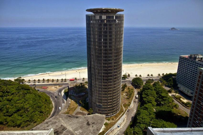 Luxushotels weltweit, um das neue Jahr zu feiern luxushotels Luxushotels weltweit, um das neue Jahr zu feiern oscar niemeyer hotel nacional rio de janeiro brazil 1