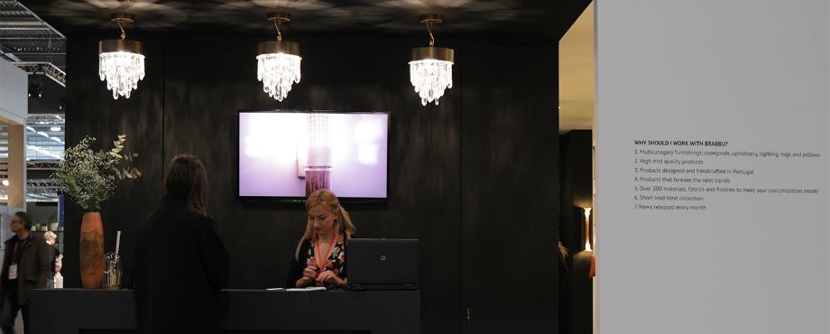 Entdecken BRABBUs Wohnung in Maison & Objet 2018