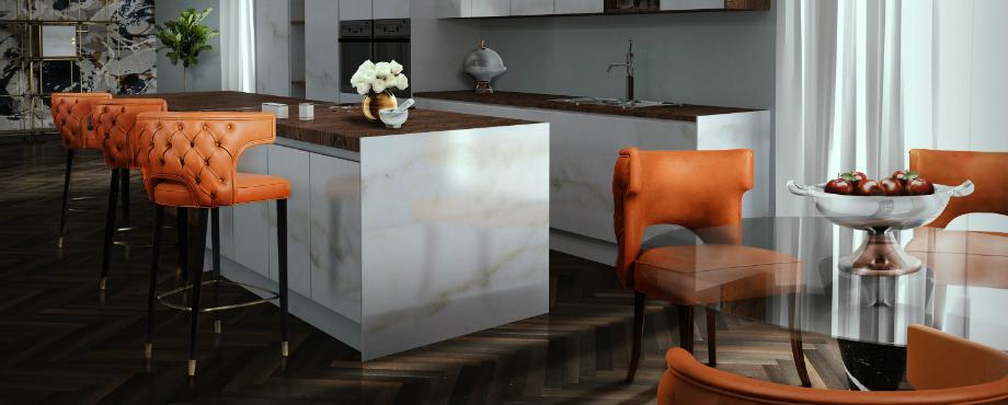 Oster: Design Inspirationen für ein perfektes Familientreffen Design Inspirationen Oster: Design Inspirationen für ein perfektes Familientreffen 122 Kansas Bar e Dining Chair