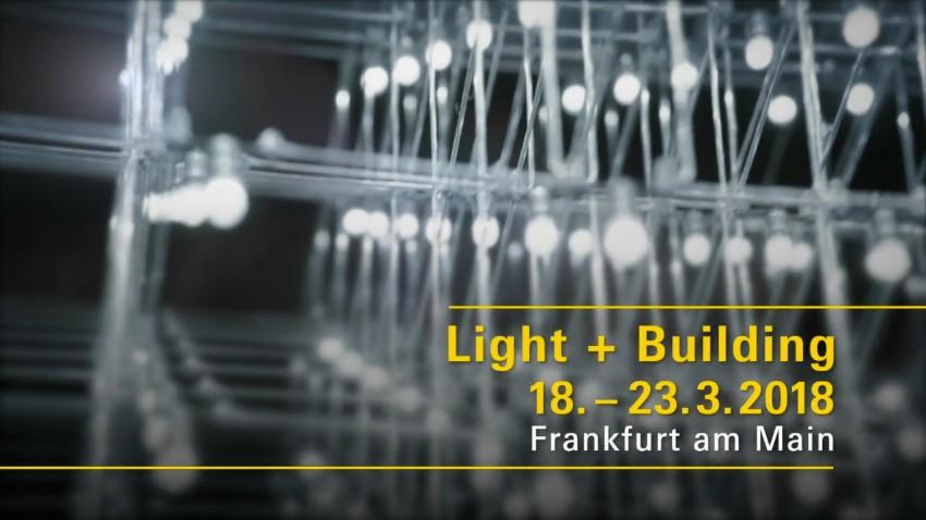 Frankfurt muss vorbereitet sein: Light + Building ist fast schon da light + building Frankfurt muss vorbereitet sein: Light + Building ist fast schon da 720p 1